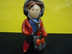 Starlord Guardians of the Galaxy Peter Quill Figure by laminartz