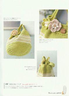 free chart crochet bag