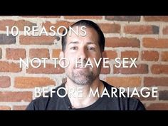 10 Reasons Not To Have Sex Before Marriage Before Marriage, Saving A Marriage, Marriage Advice Quotes, Relationship Advice, Relationships, The Heart Is Deceitful, Chelsea Fans, Catch Feelings, Finding True Love