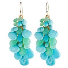 cool earrings by alexis bittar