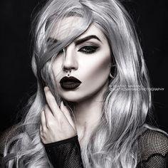 Model/MUA/Photo: Beatriz Mariano Photography Welcome to Gothic and Amazing | www.gothicandamazing.com