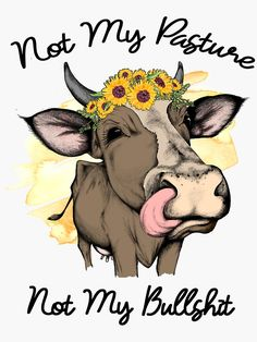Cow Pictures, Funny Pictures, Cow Drawing, Cow Gifts, Cow Painting, Cow Art, Cute Cows, Pretty And Cute, Silhouette Projects