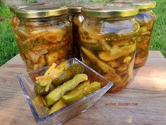 (183) Ogóreczki do wódeczki,ogórki na zimę #przetwory #ogórki - YouTube Pickles, Cucumber, The Creator, Food, Youtube, Painting, Poland, Canning, Cooking