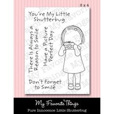 MFT Pure Innocence Little Shutterbug