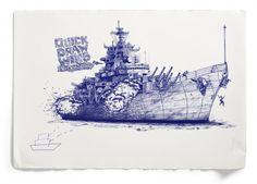 Pictionary: Battleship | Ads of the World™