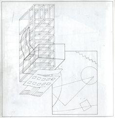 Toyoo Ito. Japan Architect 53 Sep 1978: 20 | RNDRD
