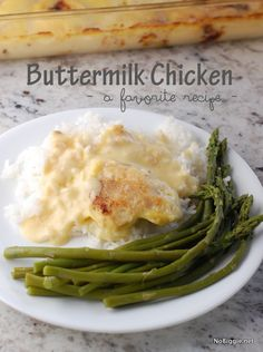 Baked Buttermilk Chi