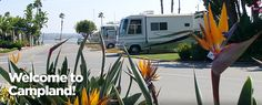 Campland on the Bay~ San Diego, Ca A great place for a family to go and camp on the beach!
