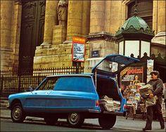 Ami Service, 1977