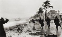 Stormy Day. Nice, France. 1925. Photographer: Jacques-Henri Lartigue