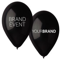 Brand Event Balloons Printed With Your Logo. 1-8 Spot Colour Printing or Full Colour HD Printing in CMYK. Print Up to 4 Sides, Same or Different Designs!  #printedballoons #brandedballoons #promotionalballoons #printed #balloons #promotions #promotional #products #branding #awareness #footfall #retail