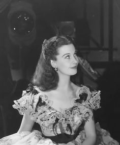 """Vivien Leigh """"Gone With the Wind"""""""