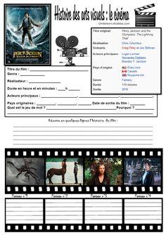 """Résultat de recherche d'images pour """"projet cinéma cycle 3"""""""
