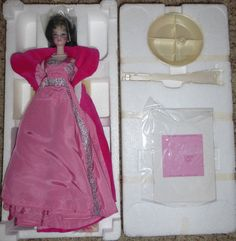 1990 Sophisticated Lady Barbie, BARBIE & FRIENDS NRFB ARCHIVES