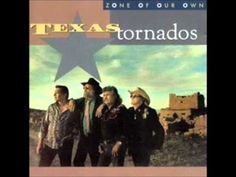 Texas Tornados-He is a tejano