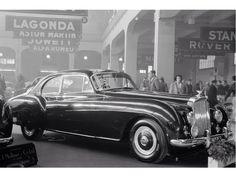 Bentley R-Type Continental Sports Saloon