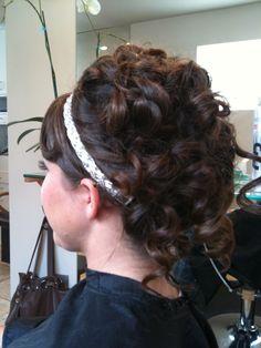 Greek godess hair