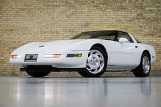 1996 Chevrolet Corvette Coupe in Bensenville, Illinois 1996 Corvette, Chevrolet Corvette C4, Chevy, Design Retro, Classic Corvette, Modified Cars, Road Racing, My Dream Car, Automotive Design