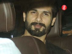 Shahid Kapoor was spotted outside Sanjay Leela Bhansali's office last night and…