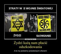 Żydzi a odszkodowania – kto komu Poland Ww2, Hetalia, Everything, Lol, Humor, Memes, Geology, Wwii, Films