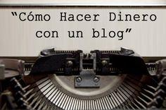 Entonces, qué tal si pudieras ganar dinero en blog, aunque un solo blog te diera un pequeño ingreso residual?
