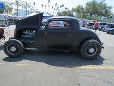 Car hot rod