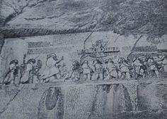 В России нашли надписи древнего персидского царя | События-Факты