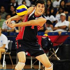 Matt Anderson. Great volleyball player and number 1