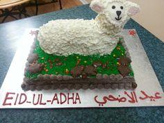 Eid-ul-Adha Cake