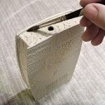 Ceramic Arts Daily: How to Make an Ultra-Thin, Textured Slab Built Vase by Frank James Fisher