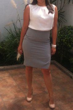 Teacher Outfit... Mango Dress
