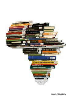 Books for Africa by Betsey Marcus