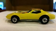Vintage Hot Wheels 1975 Corvette Stingray diecast collectible 1:64 scale in Toys & Hobbies, Diecast & Toy Vehicles, Cars, Trucks & Vans | eBay