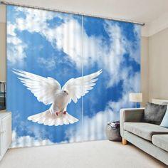 3D Cartoon Movie 4 Blockout Photo Curtain Print Curtains Drapes Fabric Window AU
