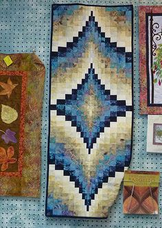 Twist-and-Turn Bargello Quilts