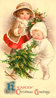 Hearty Christmas Greetings* Free 1500 paper dolls at Arielle Gabriels The International Paper Society also free China Japan paper dolls The China Adventures of Arielle Gabriel for Pinterest friends *