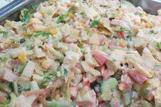 Carnicería y comidas caseras Antonio - Ensaladas. Variedad de ensaladas frescas hechas el mismo día.