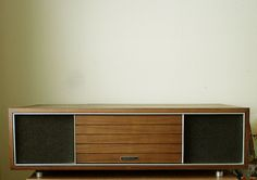 Panasonic SE-1318 Solid State Radio/Record Player by The Pairabirds, via Flickr