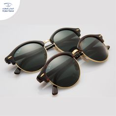 Italian eyewear company Luxottica has announced the launch of the Ray-Ban spring/summer 2016 collection featuring the new Ray-Ban Clubround shape. Ray Ban Sunglasses Outlet, Ray Ban Outlet, Ray Ban Glasses, Cheap Ray Bans, Head And Neck, Trendy Outfits, Work Outfits, Fashion Outfits, Eyewear