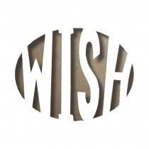 Sizzix Movers & Shapers Magnetic Die - Wish