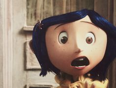 Coraline Tumblr, Coraline Film, Coraline Jones, Neil Gaiman, Coraline Aesthetic, Laika Studios, Tim Burton Characters, Tim Burton Style, The Secret World
