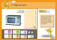 BANCO TIC   Pagar con euros ~ La Eduteca