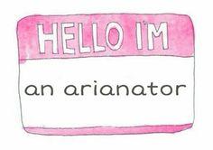 @arianagrande63 ☁ Hello! I'm an arianator ☁