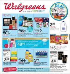 Walgreens Ad October 4 - 10, 2015 - http://www.olcatalog.com/grocery/walgreens/walgreens-ad.html