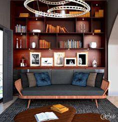 Study/office by Inside Studio Ltd