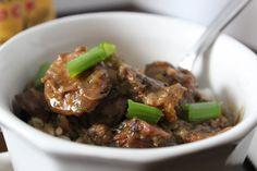how to make bone meal out of pork bones