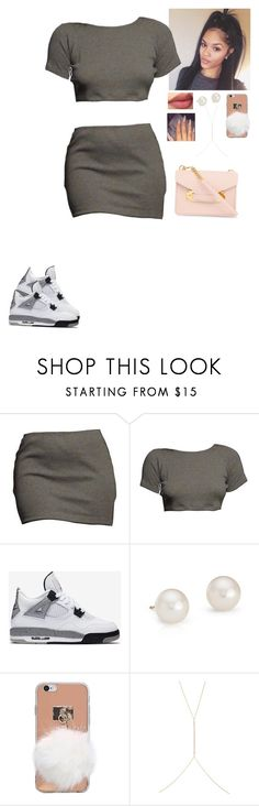 """""""Untitled #451"""" by chelle245 ❤ liked on Polyvore featuring NIKE, Blue Nile, Ileana Makri and Sophie Hulme"""