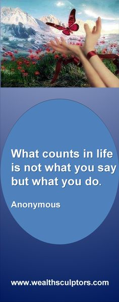 Thought for the day <3    www.wealthsculptors.com