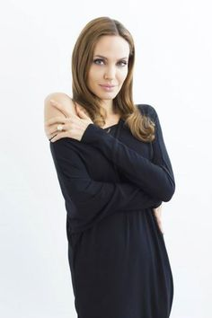 Angelina Jolie - Photoshoot by Hiroyuki Tsutsumi. (June 2014)