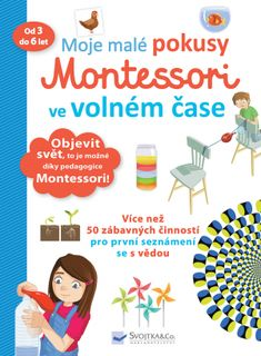 Moje malé pokusy Montessori ve volném čase Friends Show, Best Friends, Album Jeunesse, Recorded Books, Online Library, Book Girl, Ebook Pdf, Reading Online, I Am Awesome
